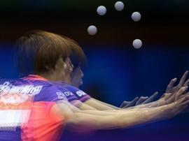 国乒乓球:无敌 是多么寂寞