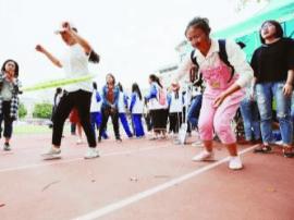"""中北开展""""三走""""活动鼓励大学生锻炼"""