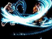DNF男格斗模型男格斗全职业蓝化星光技能补丁 - dnf - 地下城与勇士