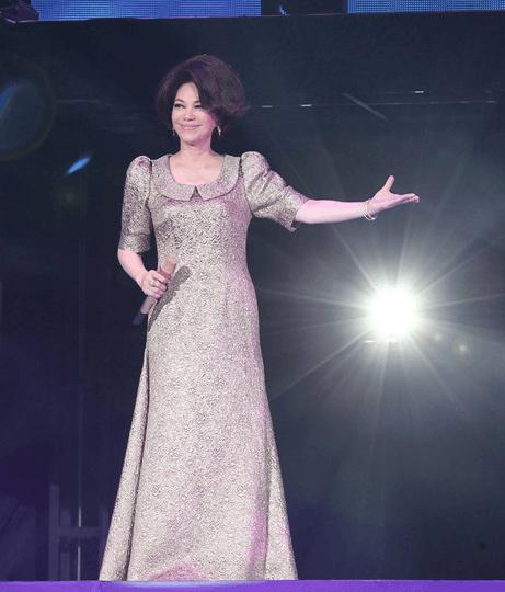 蔡琴北京演唱会即将开场 歌迷:这个时代多亏有蔡琴