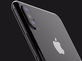 iPhone 8双摄像头将会明显优于7s Plus?