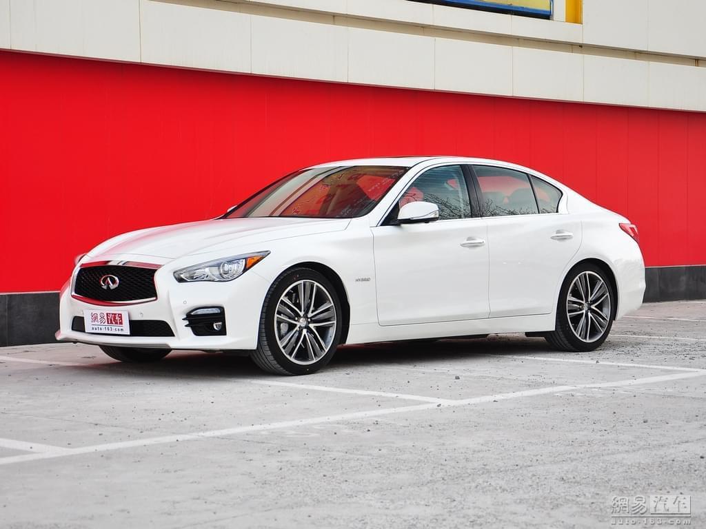 售49.98万元 2017款进口Q50 Hybrid上市