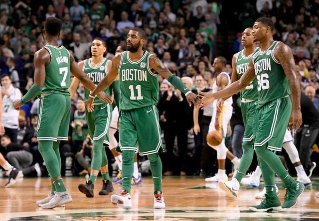 NBA季后赛对阵出炉!最新夺冠赔率曝光:火箭勇士并列第一!