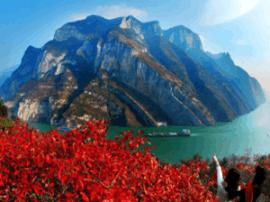 满山红叶映彩霞 第十一届巫山国际红叶节圆满落幕