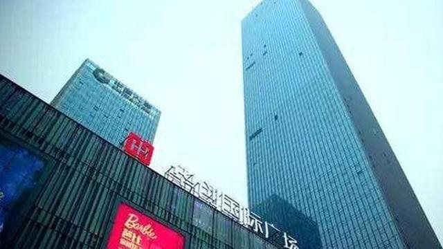 """长沙最高建筑大PK 那些挺拔的""""楼高高""""们"""