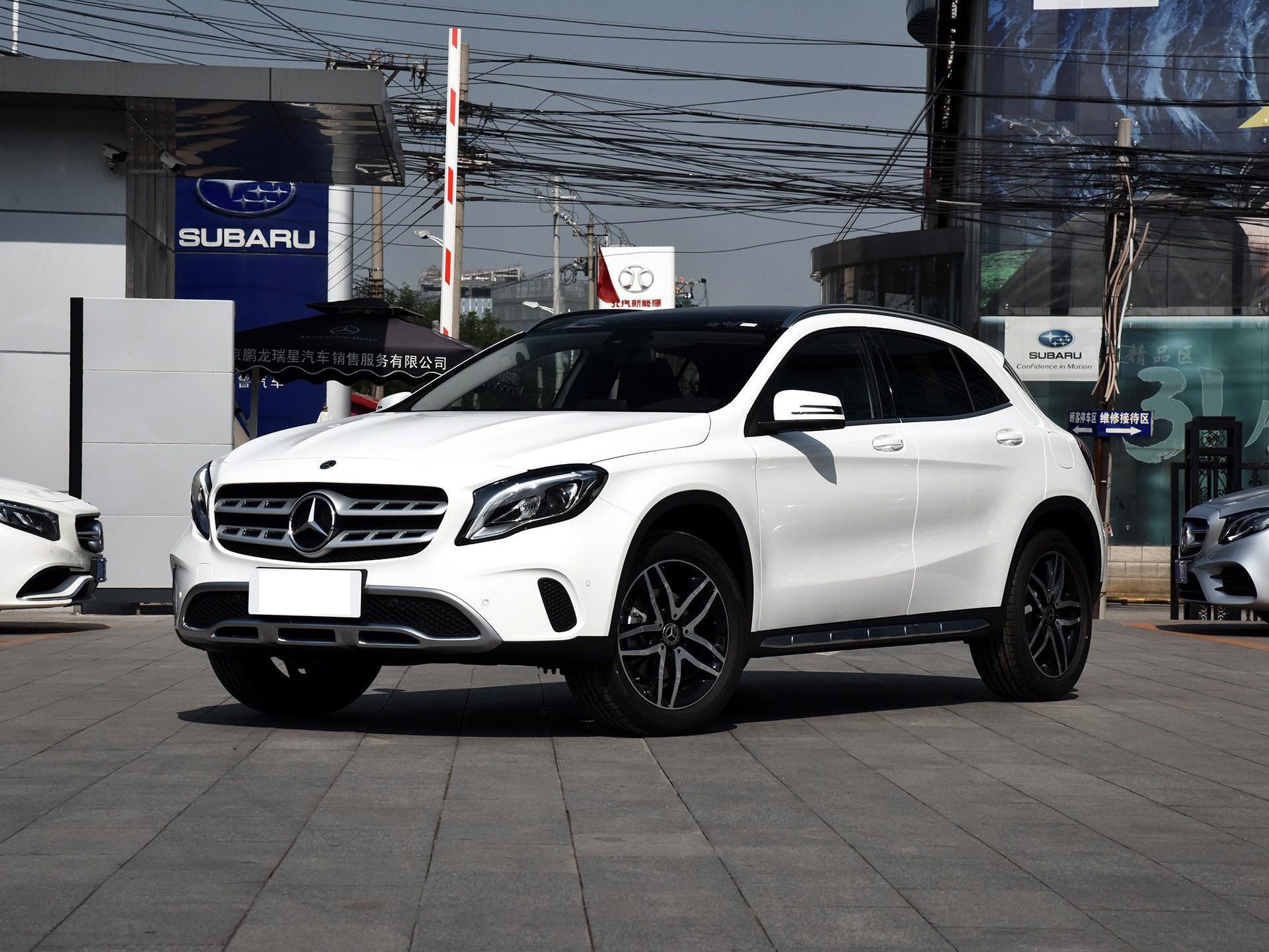 售27.18-39.9万元 2018款奔驰GLA上市