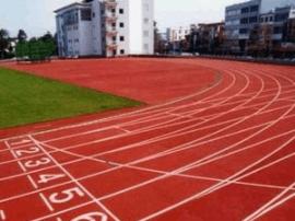 校园塑胶跑道有了山东标准 新规3月21日起实施