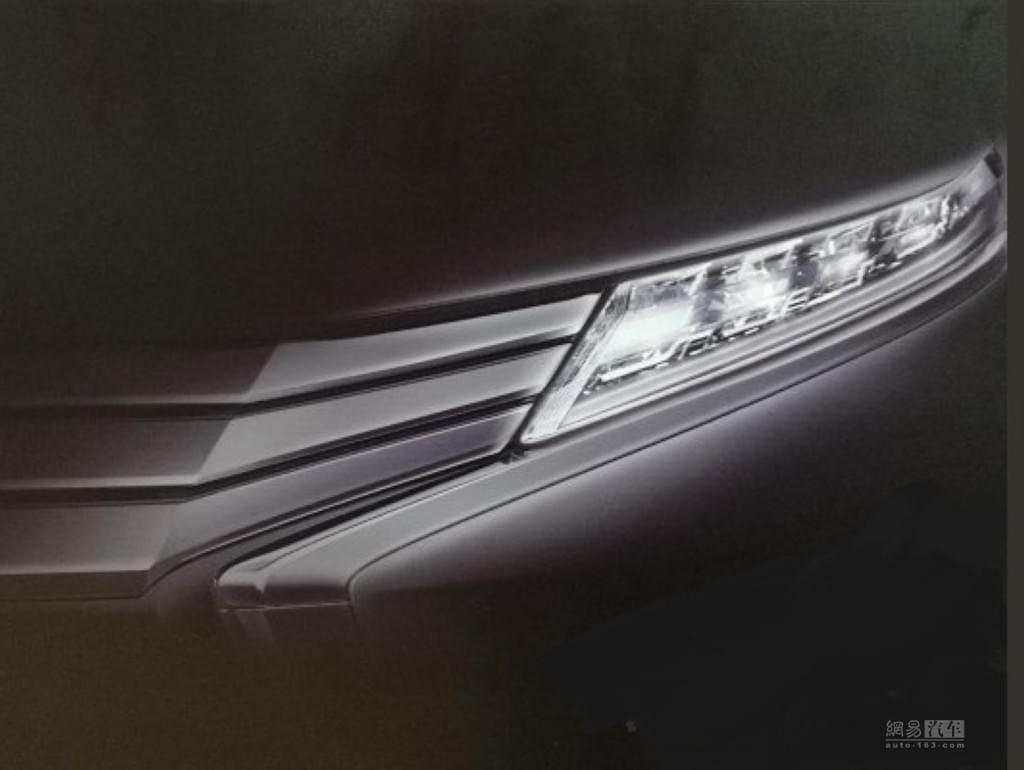 7座/1.5L动力 三菱8月发布全新跨界车型