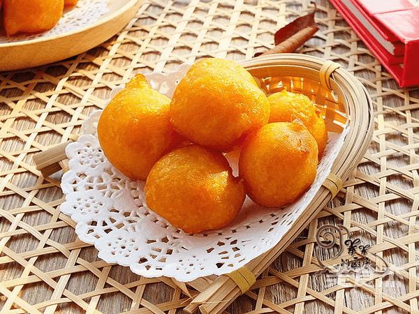 河南特色红薯丸子