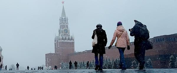 在莫斯科的15年:没有钱,在哪里都一样
