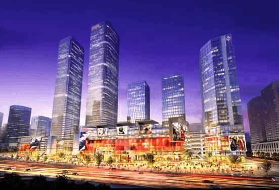 不限购不限贷中迪广场5.1米层高商圈地标公寓成新宠