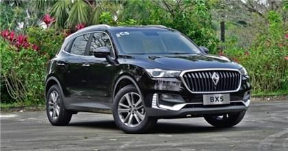 售16.98-18.58万元 宝沃BX5新车型上市