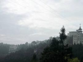 福州高温致周边避山庄生意火爆 价格水涨船高