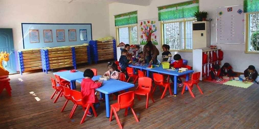 广西将新建扩建600所县乡村幼儿园 总投资48.29亿元