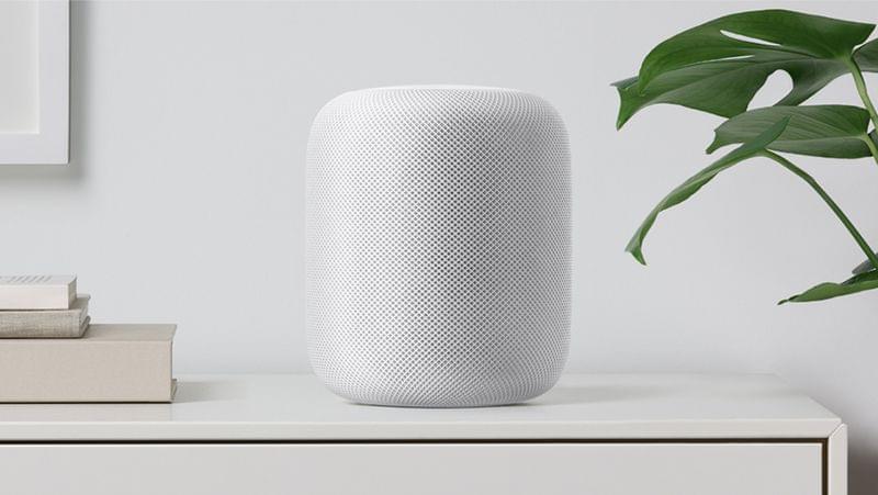 苹果推出智能音箱HomePod 挑战亚马逊和谷歌