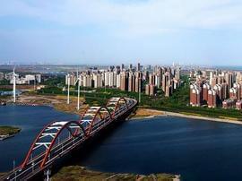 中新天津生态城:国内首个绿色建筑对标试点区