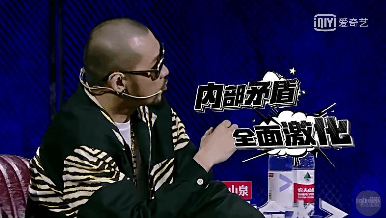 《中国有嘻哈》潘玮柏中断录制 成为最纠结制作人
