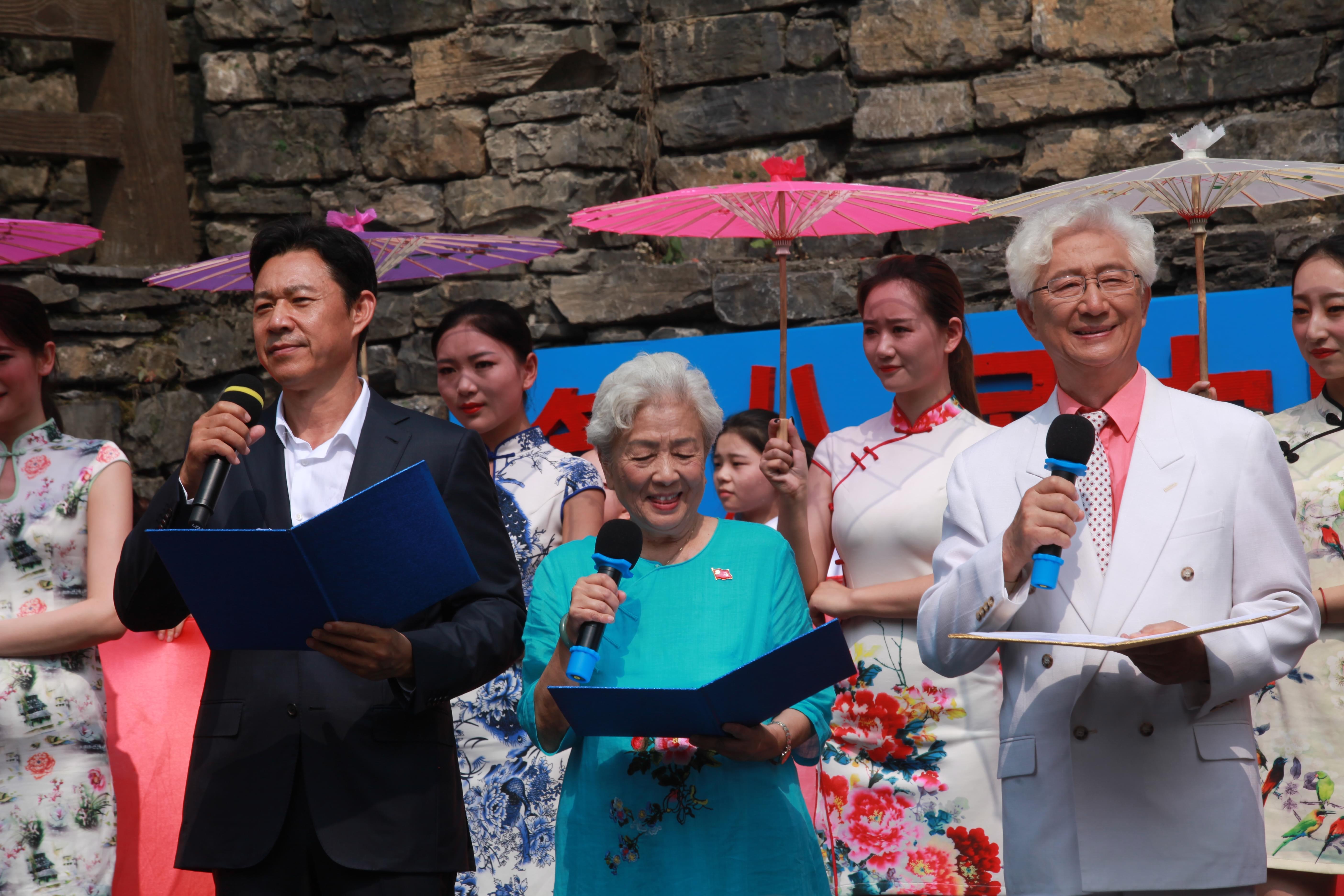 谢芳陈铎张丰毅领百名艺术家倡议保护长江
