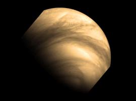 哪怕只是一阵微风 也可让金星大气层疯狂旋转