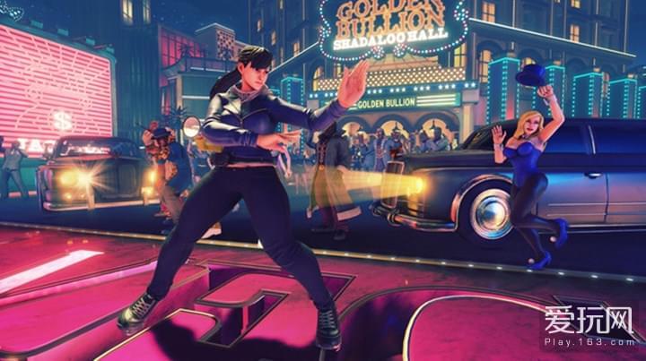 《街头霸王5》新服装释出 今秋还有更多惊喜