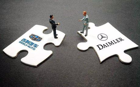 吉利成奔驰母公司大股东 能否快速补上新能源短板