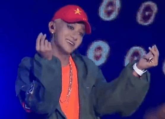 中国有嘻哈吗?凡凡、韬韬、GD至少穿对了
