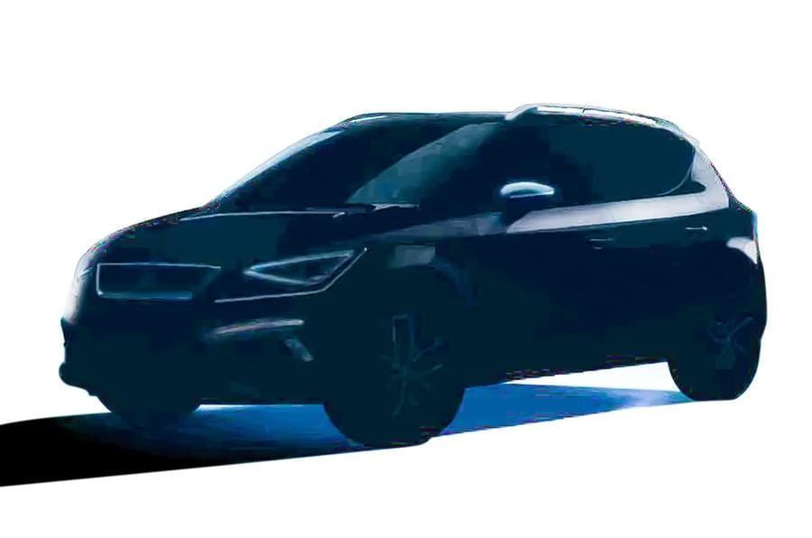 MQB平台打造 曝西雅特全新小型SUV效果图