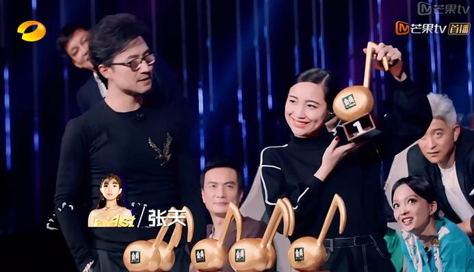 《歌手》华晨宇成团宠 90后菲律宾女歌手强势踢馆