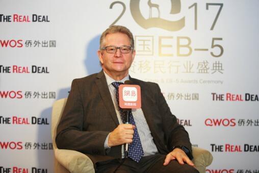 EB-5大律师David Hirson:EB-5需增加透明度 我给宣传高回报的项目打问号