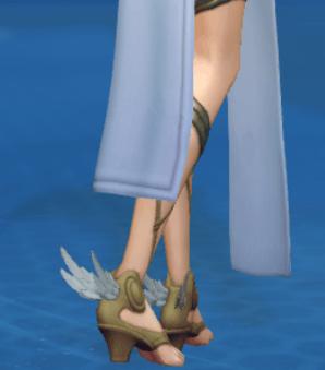 OW美工为天使设计爆款人字拖,欲染指时尚圈?