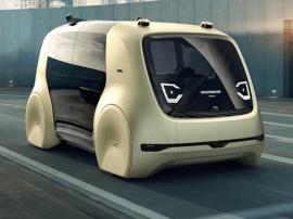 大众最新无人驾驶概念车亮相 暗藏共享汽车野心