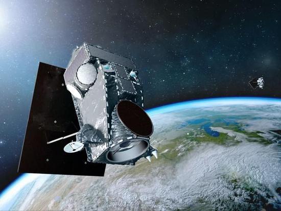 商用高分辨率卫星服务将到来:帮你看每天人来人往