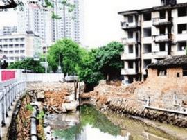 大庆河沿岸征迁项目提前完成签约 预计月底交地