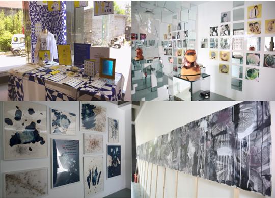 BACA国际艺术教育中心学生毕业作品展