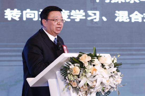 2017金翼奖-朱建民校长演讲《好的教育需要向前眺望30年》