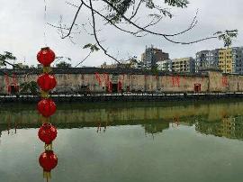 深圳十大客家古村落之一:龙岗鹤湖新居城中村
