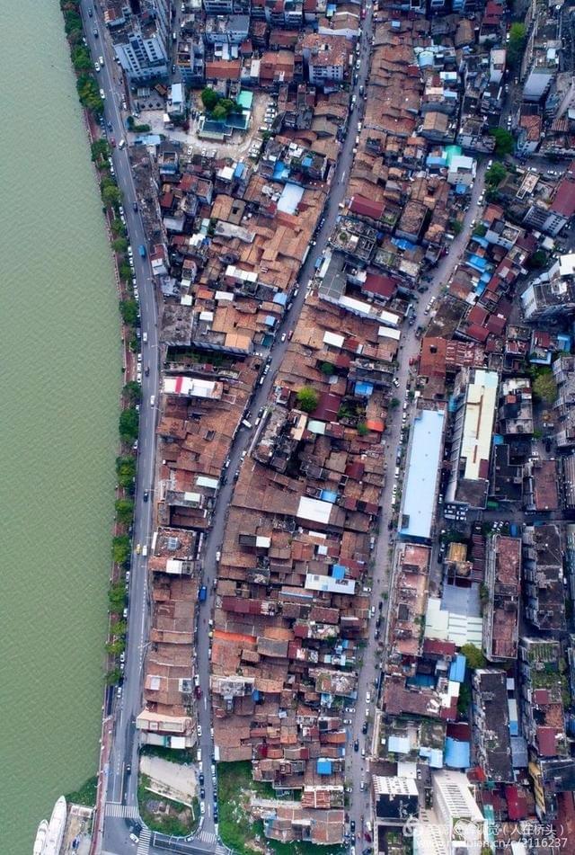航拍:从另一种角度来观赏我们四月的惠州!