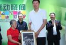 中国体坛第一女记者