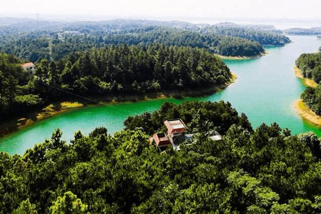松滋洈水镇樟木溪村被命名为2017年湖北旅游名村