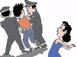 太原男子拉架反伤人致死被刑事拘留
