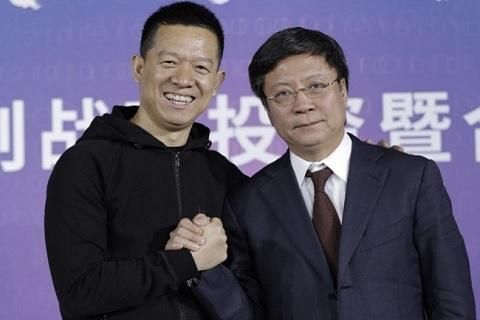 贾跃亭:孙宏斌不仅是二股东 还是我的朋友的照片