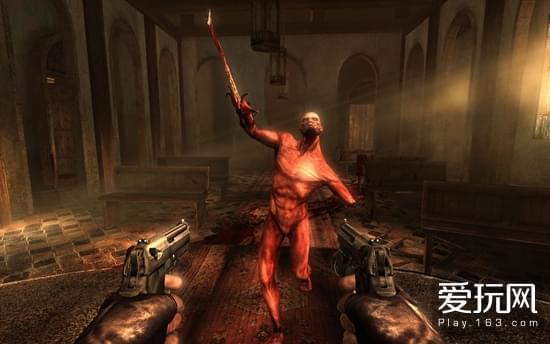 游戏史上的今天:被血浆所包围《杀戮空间》