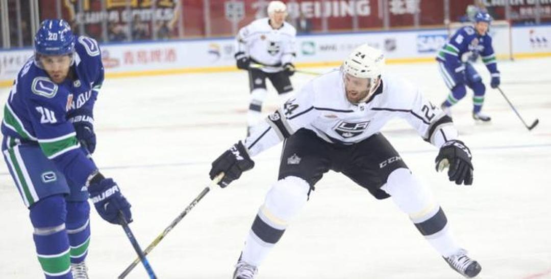 世界第一冰球职业联赛NHL在北京上演