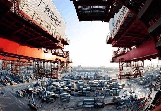 广佛中共建南沙港四期 投产后佛山出口量将激增?