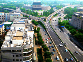 大同路新城水厂路段7月14日-8月2日将半幅封闭