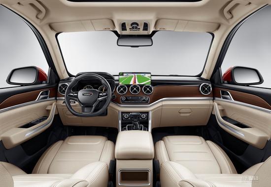 2018款野马T80自动挡车型将于6月6日上市