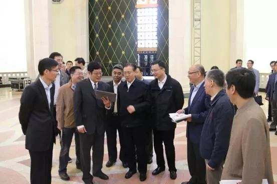 国家发展改革委有关负责人带队赴上海推进2018年中国品牌日活动筹备工作