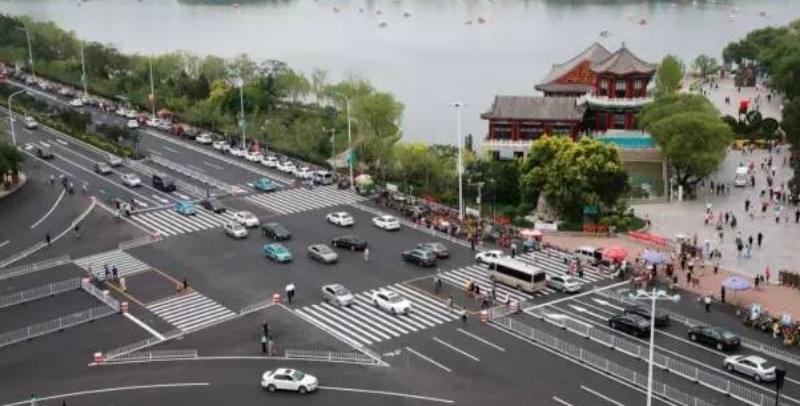天津人注意!这个路口交通设置有变!