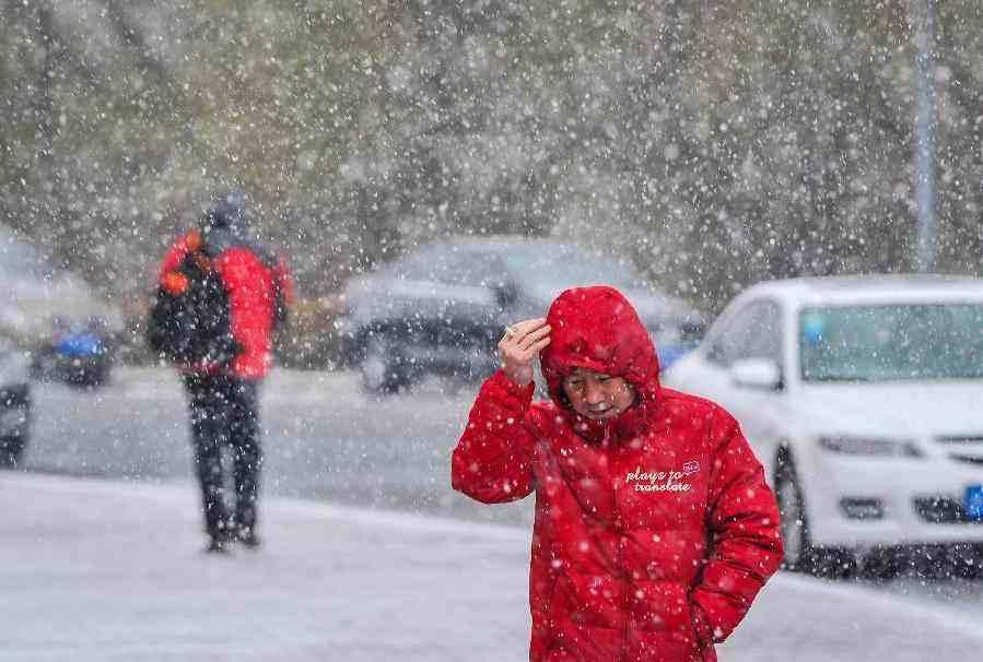 春运期间内蒙古有3次降雪4次降温