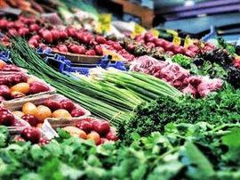 4月下旬青岛蔬菜价格以降为主 水产品全面上涨